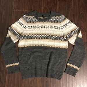 The Limited Embellished Holiday Sweater